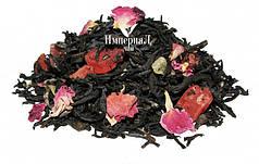 Чай черный с добавками Цветочная роса 100
