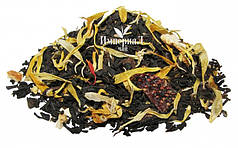 Чай черный с добавками Саусеп ягодный черный 100