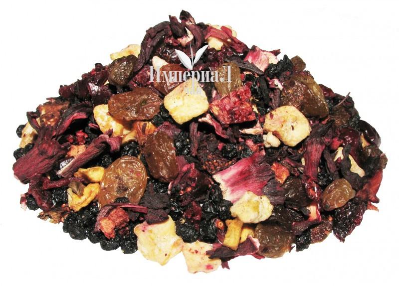 Фруктовый чай Витаминный коктейль 100