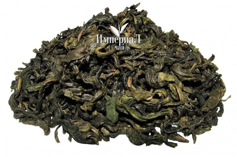 Зелений чай з добавками М'ятний коктейль 100