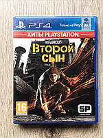 InFamous Second Son (рус.) (б/у) PS4, фото 1