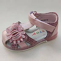 Детские сандалии сандали босоножки для девочки розовый Y.TOP 22р 13,5см