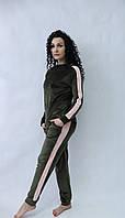 Р-р 44, 46,48,50,52,54, костюм , комплект велюровый спортивный женский