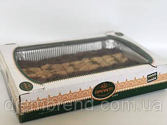 "Пахлава ""Бурма"" с какао грецким орехом и фисташкой, 1 кг ТМ Аманти"