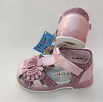 Детские сандалии сандали босоножки для девочки розовый Y.TOP 25р 15.5см, фото 2
