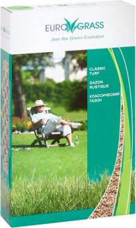 Газонна трава Класический газон Euro Grass 1 кг