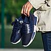 Кроссовки Гипанис женские синие на шнурках Гипанис