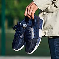 Кроссовки Гипанис женские синие на шнурках Гипанис, фото 1