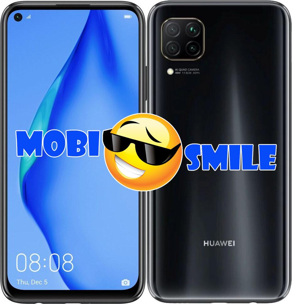 Смартфон Huawei P40 lite 6/128GB Midnight Black UA-UCRF Оригинал Гарантия 12 месяцев