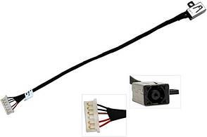 Оригинальный разъем гнездо кабель питания DELL Inspiron 15 3000 3551 3552 3558 3559 450.03006.000, фото 2
