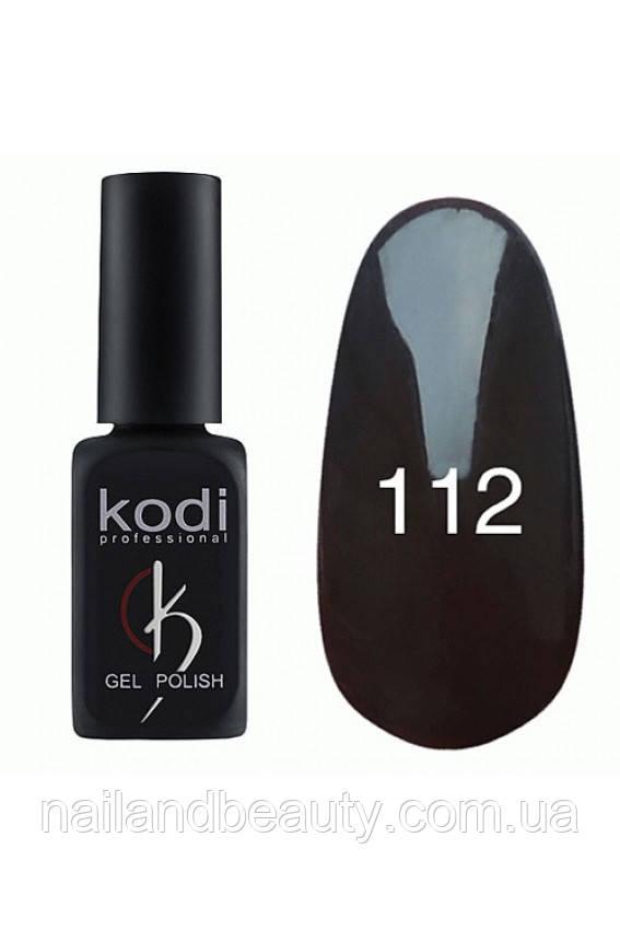 Гель-лак (Коди) Kodi Professional 8 ml № 112