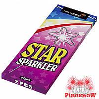 Бенгальские огни STAR SPARKLER