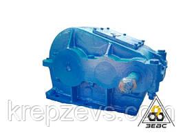 Крановый редуктор Ц2-500-8