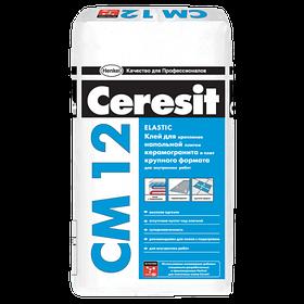 Клей для плитки Ceresit СМ-12