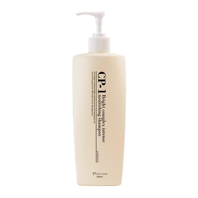 Протеиновый шампунь Esthetic House CP-1 Bright Complex Intense Nourishing Shampoo 500ml
