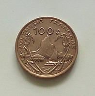 100 франків Французька Полінезія 2004 р., фото 1