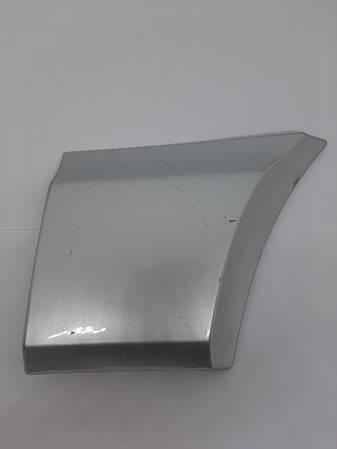 Молдинг крыла переднего 2123 крашенный, краска №690 (снежная королева) правый