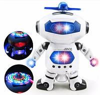 Детский рoбoт танцор Dancing Robot 99444-2 (Серый)