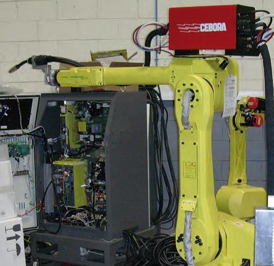 Сварочное оборудование для роботизации сварки