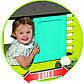 Домик Smoby Toys Радужный с летней кухней (810711), фото 4