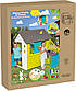 Домик Smoby Toys Радужный с летней кухней (810711), фото 9