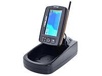 Беспроводной цветной эхолот Fish-finder TF-740 GPS+Xpilot, фото 1