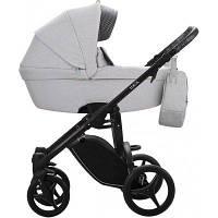 Детская универсальная коляска 2 в 1 Bebetto Luca VERO 02 Серый