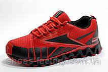 Мужские кроссовки в стиле Reebok ZigWild, Red\Black, фото 2