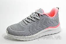 Женские кроссовки Baas Running, Gray\Pink, фото 2