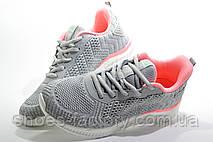 Женские кроссовки Baas Running, Gray\Pink, фото 3