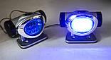 Діодні габарити, габаритні сині вогні пара, фото 2