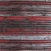 Самоклеюча декоративна 3D панель бамбук червоно-сірий 700х700х8мм