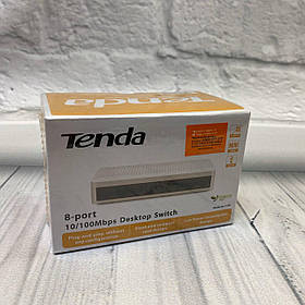 Коммутатор TP-Link (Tenda 8x10/100mb/s)