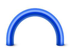 Надувна арка 6х4,5 м.