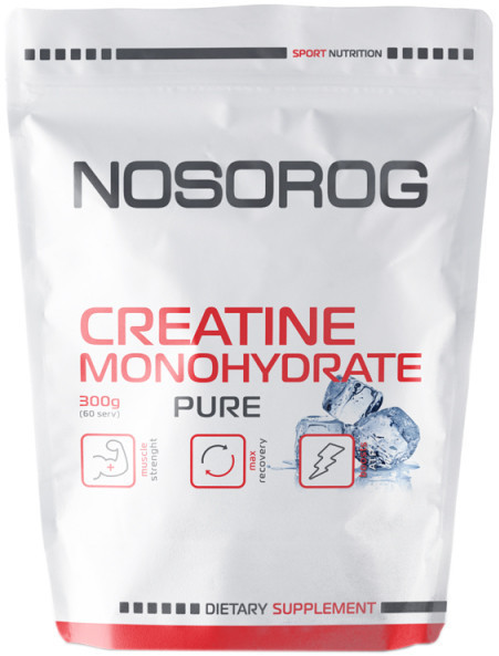 CREATINE Monohydrate Pure Nosorig Sport Nutrition (600 гр.)