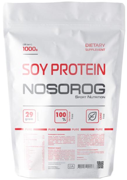 SOY Isolate Nosorog Sport Nutrition (1000 гр.)