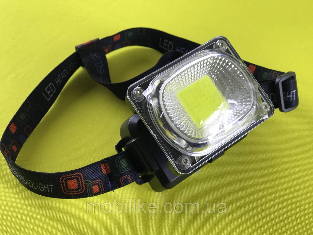 Налобный спец фонарик Bailong BL-6651