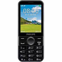 Мобильный телефон Philips Xenium E580 (Black)