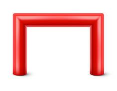 Надувная арка 7х4,5 м.