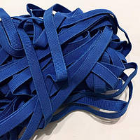 Резинка тканая 010мм цв синий (уп 25м) 3112 Укр-з