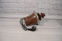 Домашній шоколадний фонтан для фондю Mini Chocolate Fountain Fondue, фото 8