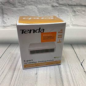 Коммутатор TP-Link (Tenda 5x10/100mb/s)