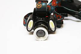 Налобный фонарик фирмы Bailong BL-C865