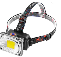 Налобный фонарик Bailong BL-6651