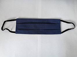 Маска двухслойная текстильная
