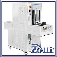 Тоннель для глажки и стабилизации заготовок на колодке mod. 590PS. Elettrotecnica (Италия)