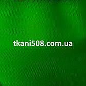Жесткий Фатин (1,8 ширина) Зелёный