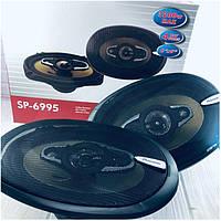 Автомобильная акустика SP-6995 (69, 4-х полосная max 3200 w)