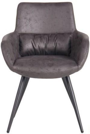 Кресло Concord ( Конкорд ) черный/cowboy PK базальт