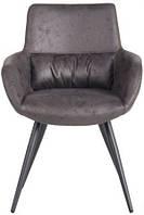 Кресло Concord ( Конкорд ) черный/cowboy PK базальт, фото 1
